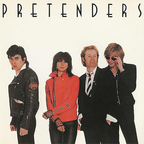 The Pretenders - The Pretenders (Warner Bros) 1980