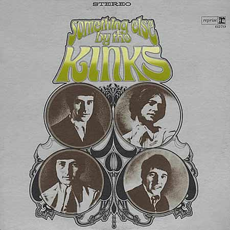 The Kinks - Something Else By The Kinks (Pye) 1968