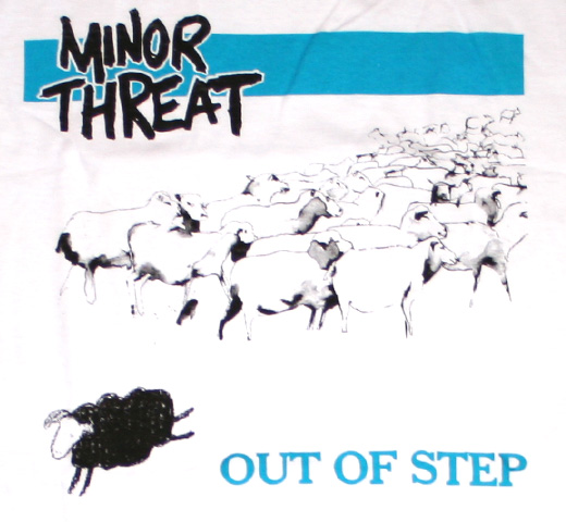 Minor Threat - Out Of Step (Dischord) 1984