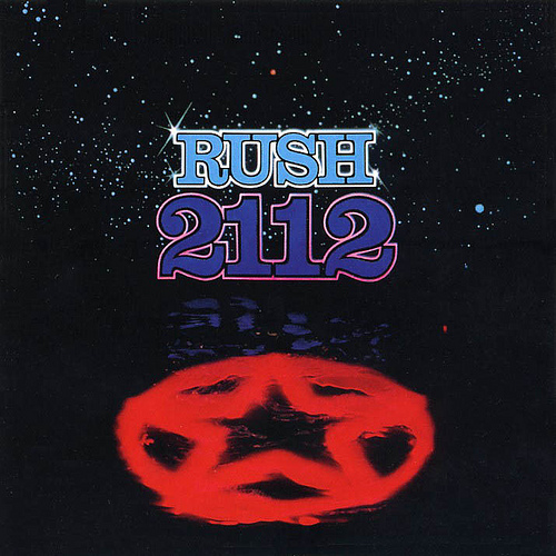 Rush - 2112 (Mercury) 1976