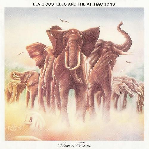 Elvis Costello and the Attractions - Armed Forces (Rykodisc) 1979