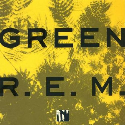 R.E.M. - Green (Warner Bros.) 1988