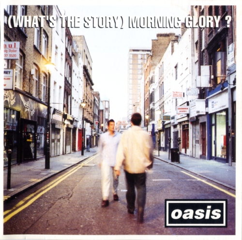Oasis - (What's the Story) Morning Glory? (Creation) 1995