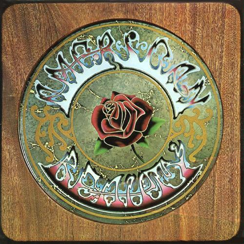 Grateful Dead - American Beauty (Rhino/Warner Bros.) 1970